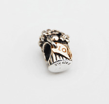 "Genuine Pandora two tone Charm ""Love Bouquet"" - 790441 - retired"