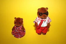 Simba Bear Family 2 Bären 80-90er Jahre