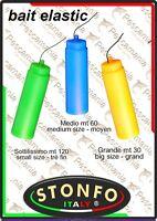 Filo elastico trasparente Stonfo per legare le esche confezione Magnum