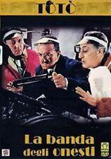 Dvd LA BANDA DEGLI ONESTI - (1956)  Toto' .....NUOVO