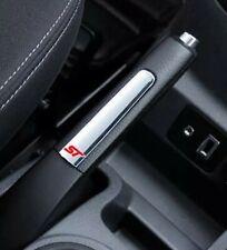 Ford fiesta focus ST chrome handbrake trim plastic sticker interia Mk7 2009 +