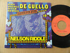 "DISQUE 45T DE NELSON RIDDLE "" DE GUELLO "" DU FILM RIO BRAVO"