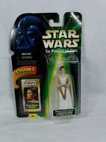 Star Wars Power Of The Force Princess Leia Action Figure kenner 1998 Aus Seller