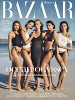 Harper's Bazaar Australia December 2019, Alexandra Georgia Charlee Victoria Gemm