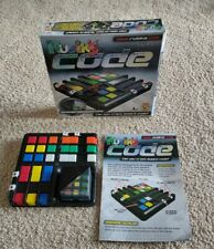 Rubik's Code Game - Boxed and Rare
