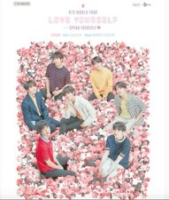 BILLET CONCERT BTS WORLD TOUR STADE DE FRANCE 07/06/19 2 x CARRÉ OR
