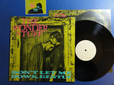 THE WONDER STUFF  DON'T LET ME DOWN GENTLY Polydor 89 White Label PROMO P/S 45