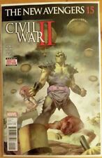 The NEW AVENGERS #15 Civil War II (2016 MARVEL Comics) ~ VF/NM Comic Book