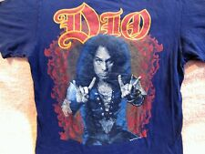 Vintage DIO Concert  Shirt 1985 Ronnie James Dio True Vintage Original Rare Rock