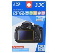 JJC LCP-700D LCD Screen Protector Guard Film for Canon 700D,650D,750D,Kiss X7i