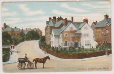 Wales postcard - Spa Road, Llandrindod Wells