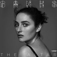 BANKS - THE ALTAR (LTD. CLEAR VINYL)   VINYL LP NEU