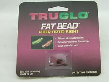 Truglo Tg948Cr Fat-Bead Beretta / Benelli Bead Replacement, Red
