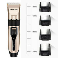 Professional Hair Clippers Rechargeable Trimmer Haircut Kit Set Men's Kids New