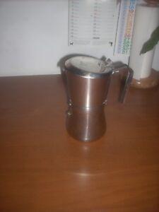 caffettiera Giannina express acciaio inox ,5-6 tazze