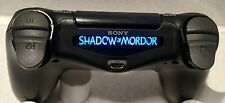 Shadow Of Mordor Led Light Bar Decal Sticker Fits PS4 Playstation 4 Controller