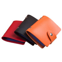 Pure Color Multi-Color card sets Credit card Bag Multi-card Package ID Card bag