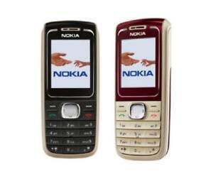 Original Unlocked Nokia 1650 Mobile Phone Dualband 2G GSM 900 / 1800 Cellphone