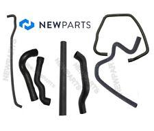 For BMW E36 Radiators Lower Return & Upper Supply Water Pump Coolant Hoses Kit