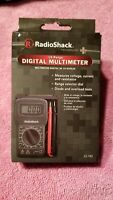 RadioShack 15-Range Digital Multimeter 22-182 Brand New in Box