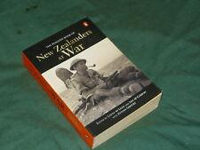 New Zealanders at War Michael King Book ~ Penguin Edition WW1 WW2