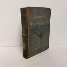 Mission Life in Greece & Palestine ca 1885 Baldwin