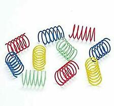 New listing Wide Colorful Springs Cat Toy - Ethical Pet - 10 Pack