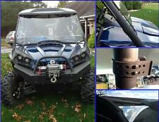 Can-Am Commander Full Windshield-HARDCOATED Both Sides