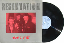 "Rockabilly TERRY & JERRY 12"" Reservation - Ira Hayes Mix / Pizza Pie & Junk UNPL"