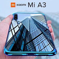 Custodia Cover Morbida trasparente INKOVER per Xiaomi marmo marble rosso venatur