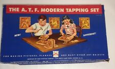 Vintage - ATF Metal Craft Tapping Set No. 2000 for Craft Hobby