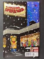 Marvel Comics Amazing Spider-Man #700 Variant Holiday