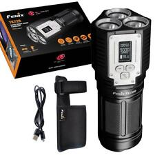 Fenix TK72R 9000 Lumen Rechargeable OLED Display Search Flashlight/Powerbank