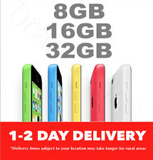 AS NEW Apple iPhone 5c 8GB 16GB 32GB 4G 5 COLORS 100% Unlocked FROM MELBOURNE MR