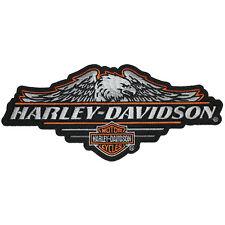"""HARLEY-DAVIDSON PARCHE, EMBLEMA """"cropped Eagle"""" patch em184644"""