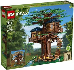 LEGO IDEAS 21318 Tree House BRAND NEW