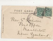 Higham Ferrers Squared Circle Postmark 13 Mar 1904 441b