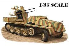BRONCO CB35213 1/35 sWS w/2 cm Flakvierling 38