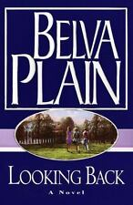 Looking Back by Belva Plain (2001, Hardcover) FIRST EDITION AND PRINTING