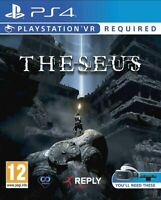 *GAME SALE* Theseus - Playstation 4 PS4 PSVR
