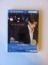Peter Cincotti - Live in New York (DVD, 2007) NEW SEALED