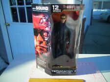 2003 Terminator 3 Rise Of the Machines Action Figure McFarlane 12 inch Boxed
