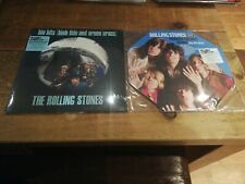 THE ROLLING STONES RSD big hits vol 1&2 THROUGH THE PAST DARKLY LTD 180g ORANGE