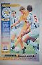 Leicester v Tranmere Programme 23rd Feb 1994