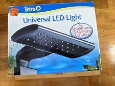 New listing Tetra Universal Led Fishtank Light for Up to 15 Gallon Freshwater Tanks