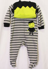 CARTER'S JUST ONE YEAR size 3 Months FRANKENSTEIN HALLOWEEN OUTFIT 3M NWT