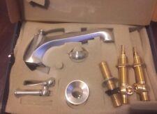Restoration Hardware Deckmount Roman Tub Faucet Satin Nickel