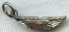 1940's Western Airlines 5 Years of Service Pin Converted to Charm