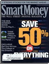 Smart Money - 2006, September - Save 505 on Everything, Travel Eastern Europe