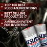 RESURS Total Nano Engine Restore Treatment Remetalizer Oil Additive Lubricant